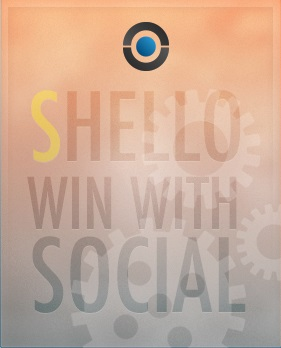 SHELLO WIN WITH SOCIAL
